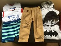 Small bundle of boys clothes 18-24 months