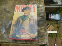 VINTAGE BOOK 'MONTY' , THE MAKING OF A LEGEND 1887-1942 BY NIGEL HAMILTON