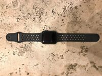 Apple Watch Series 3 GPS + Cellular 38mm Nike + edition (RRP £399)
