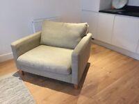 Armchair - John Lewis Cuddler Armchair for Sale £125