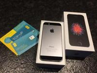 APPLE IPHONE 5S 32GB SPACE GREY WITH EE £10 TOP UP & SIM INCLUDED