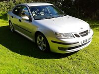 2005/55 SAAB 93 VECTOR 1.9 TID 4DR LEATHER SERVICE HISTORY
