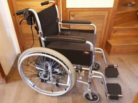 Enigma Wheelchair and Power Stroller - almost new!