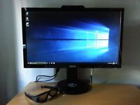 """27"""" 3D PC Monitor ASUS"""