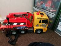 toy recovery truck