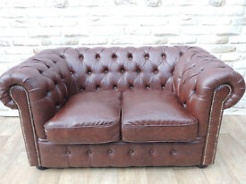 Chesterfield Sofa Compact (Delivery)