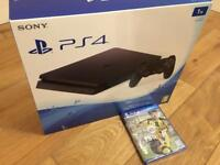 Brand New Sealed PS4 Slim 1TB with Fifa 17 For Sale