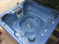 Refurbished Balboa Hottub With Bluetooth Sound System Hot Tub/Spa