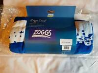 Zoggs kids swimming towels