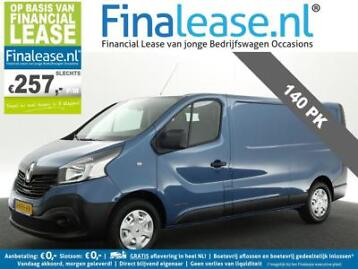 Renault Trafic 1.6 DCI T29 L2H1 COMFORT ENERGY 140PK €257pm