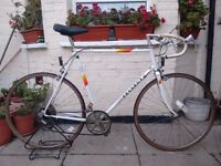 Vintage Peugeot racer bike for Tall people Approx 5ft8-6ft3