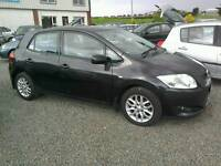 08 Toyota Auris 1.6 T3 5 door Full 12 MTS Mot Aug 18 Great driver ( can be viewed inside anytime)