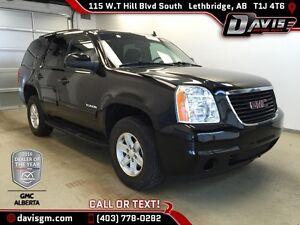 USED 2012 GMC Yukon 4WD 1500 SLE-REMOTE START