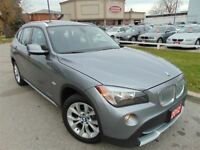 2012 BMW X1 PAMORAMIC NAVI