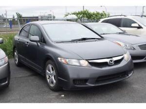 2010 Honda Civic LX A/C MAGS TOIT