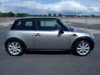"MINI HATCHBACK 1.6 COOPER 3 DOOR (CHILLI PACK) 2007 ""07"" REG FULL SERVICE HISTORY 48,000"