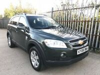 Chevrolet Captiva 2.0 CDTi SUV 5dr Diesel Manual 4X4 (7 Seats) DIESEL / 4X4 /FULL MOT / PRICED LOW