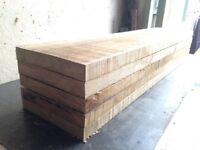 5 - 900mm long Oak Planks