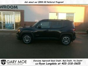 2015 Jeep Renegade North** LOW KMS**