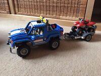 Lego Off-Roader 3-in-1 (Set 5893)
