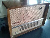Philco A3658 vintage valve Radio (1955)