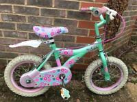 """Miss Kool"" Raleigh Bike 16"""