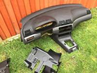 Bmw e46 left Hand drive dashboard for BMW e46