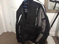 Spada motorcycle jacket.