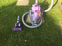 Fully cleaned dyson cylinder vacuum cleaner