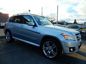 2010 Mercedes-Benz GLK-Class GLK350 4MATIC | PANORAMIC | ONE OWN Kitchener / Waterloo Kitchener Area image 8