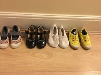 Toddler shoes size 5