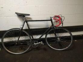 Single Speed Light Frame British Eagle Bike