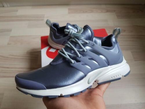 Nike Air Presto SE Light Carbon Grey Blue Grau Blau Weiss