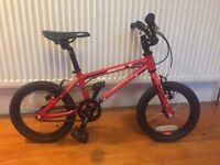 Dawes Academy 14 Child's Bike(Isla Bike equivalent)