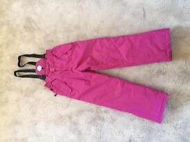 Ski salopettes pants trousers
