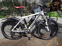 Eco Expedition Electric Mountain Bike - E Bike Pedelec - Pedal Assistance