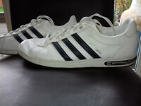 Adidas classic look trainers