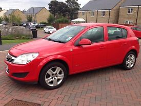 Vauxhall Astra 1.6 Petrol 5dr (2010) with full service history 97,000 miles