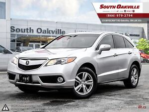 2015 Acura RDX AWD | HEATED LEATHER | SIRIUSXM | SUNROOF