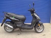 2014 SYM SIMPLY 50CC SCOOTER MOPED , HPI CLEAR