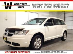 2010 Dodge Journey SE| POWER LOCKS/WINDOWS| A/C| 110,868KMS