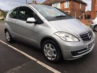 2008 Mercedes A Class A150 SE, Only 67k Miles, Long MOT,