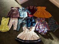 Baby girl bundle 6-12months