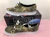 Star Wars Boba Fett Vans
