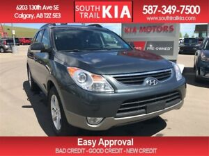 2012 Hyundai Veracruz Bluetooth sunroof leather heated seats all