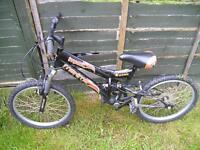 Black Boys Bike
