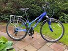 Smaller woman's/teenagers Schwinn Frontier FS Sport bicycle