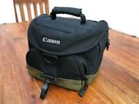 Canon 100eg Camera bag for sale