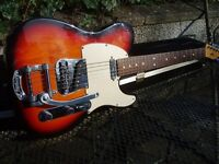 FENDER USA 50th ANNIVERSARY American TELECASTER with BIGSBY