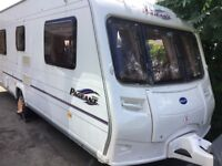 Bailey Pageant 2005,new tyres & battery,4 berth end bedroom,vgc, extras to include 2awnings